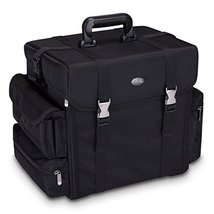 Professional Makeup Cosmetic Carry Case w/ Removable Organizer Drawers a... - $128.65