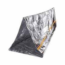 X 1 5m emergency survival blanket tent blanket portable pet film shelter outdoor rescue thumb200