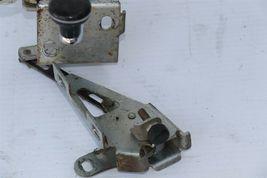 Mercedes R107 560SL Convertible Top Tonneau Cover Crank Release Latch Mechanism image 3
