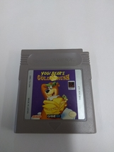 Yogi Bear's Gold Rush - Authentic Nintendo Gameboy Game - $10.59 CAD
