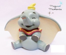 Extremely Rare! Walt Disney Dumbo Playing and Laughing Figurine Statue  - $148.50