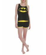 Batman DC Comics Sleep Set PJs Pajamas Short Hi Lo Tank S, M, L, XL NWT - $17.49