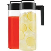 Takeya 2QT Airtight Pitcher Shatterproof Leakproof 2 Pack - $45.39