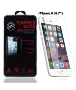 """NEW!   Premium Real Tempered Glass Screen Protector for Apple 4.7"""" iPhone 6 - $4.99"""