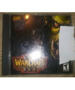 WarCraft III 3 Battle Chest (PC, 2003) Reign of Chaos w/ CD Key - $14.84