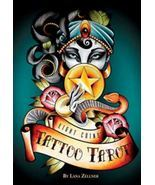 Eight Coins Tattoo tarot by Lana Zellner Card Deck - $32.99