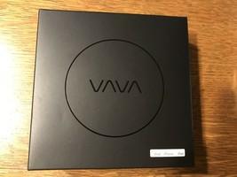 VAVA MOOV 10 Wired Lightning Headphones In Ear Earbuds Corded Earphone NIB-White