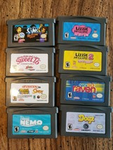 Nintendo Game Boy Advance Games. Bundle of 8. TESTED SEE PICS for Games ... - $29.58