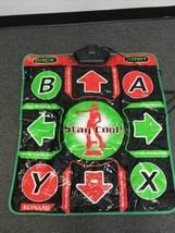 Original Microsoft Xbox 2003 Dance Dance Revolution Ultramix Mat Pad Konami - $35.52