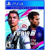 FIFA 19 - Champions Edition - PlayStation 4 - $135.95