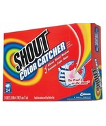 Shout Color Catcher Dye-Trapping In-Wash Cloths... - $10.84