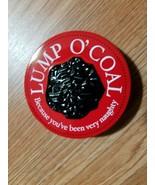 Candy Tin Lump O Coal Coal Shaped Gum - $3.43