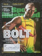 Sports Illustrated - Usain Bolt - July 18, 2016. - $3.50