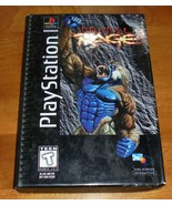 Primal Rage (Sony PlayStation 1, 1995) PS1 Video Game - $23.89
