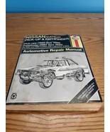 Nissan Datsun Pick Up 1980-1996 Pathfinder 1987-1995 Repair Manual 72030... - $9.89