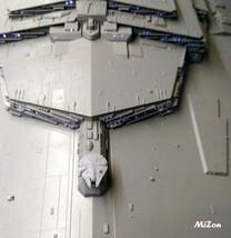 Space Ship Millennium Falcon Model Kit 1/2700 Star Wars Gift Toy Boy - $18.00