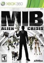 MEN IN BLACK:ALIEN CRISIS NLA  - Xbox 360 - (Brand New) - $49.92