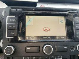 Volkswagen Golf Jetta CC EOS CD Nav Satellite Player Radio Stereo 1k0-035-274 image 11