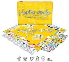 Late for the Sky Happy-Opoly Board Game - $30.57