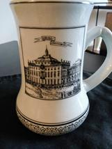 Altenkunstadt  Vintage Porcelain Beer Mug Stein Wilhelmshaven Germany Graphics image 1
