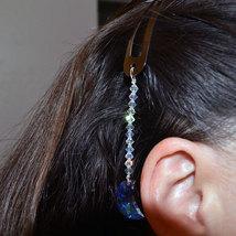 Crystal Moon Hair Jewel image 4