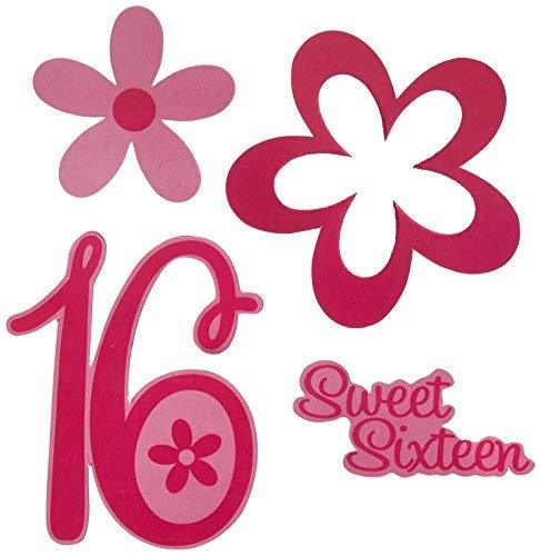 Lillian Rose Sweet Sixteen 16 Theme Party Decor Confetti