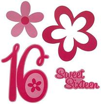 Lillian Rose Sweet Sixteen 16 Theme Party Decor Confetti - $15.15