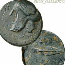 GREEK HELMET / Spear head. KASSANDER King of Macedon. RARE Ancient Greek... - $355.50