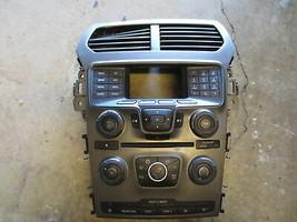 GRG211 Radio Control Panel 2012 Ford Explorer 2.0  - $58.00