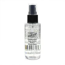 Mehron Barrier Spray 2 Oz Sealer Fixative