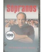 The Sopranos - The Complete First Season (DVD, 2013, 4-Disc Set) - $10.68