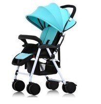 High Quality Foldable Portable Adjustable Pram ... - $296.48