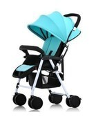 High Quality Foldable Portable Adjustable Pram ... - £228.20 GBP