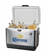 NEW Corona Ice Chest Cooler Bundle FREE SHIPPING - $274.99