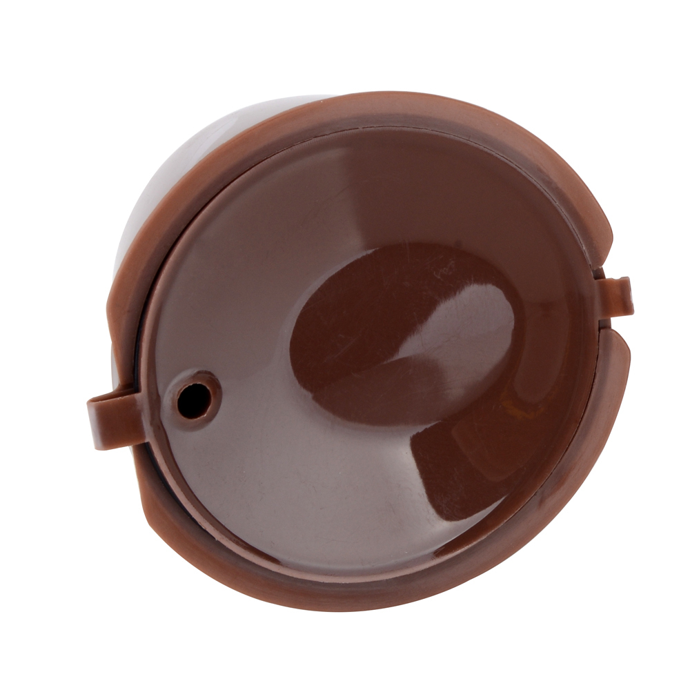 Refillable Reusable Refill Coffee Capsule Pod Cup Filter Bracket Adapter for Nes