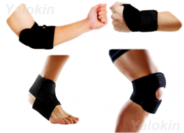 Thumb Wrist, Elbow, Knee, Ankle Strap Brace for Recovery, Injury Support (ST8) - $22.49