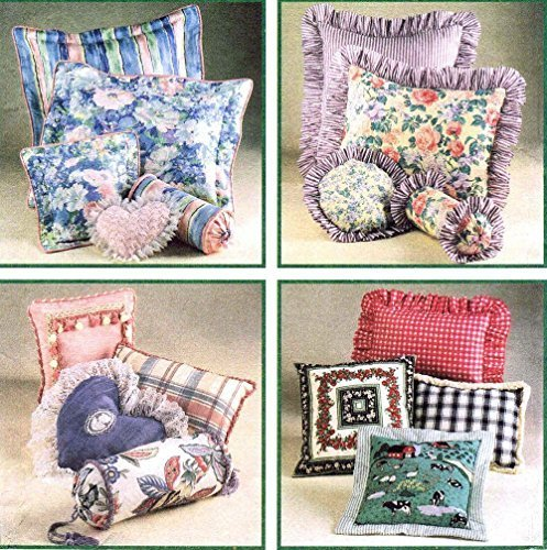Primary image for Simplicity 9243 Design Your Own Pillows - Easy