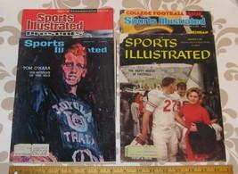 Sports Illustrated magazine lot of 4,1959 November,1964 June,1976 Sept.,... - $18.00