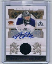 2010-11 Panini Crown Royale Heirs To the Throne Signature Material #39 J... - $49.45