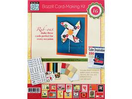 Bazzill Card Making Kit, Makes 16 Cards! #304790 image 1