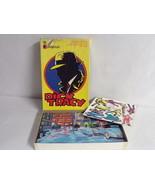 ORIGINAL Vintage 1990 Dick Tracy Colorforms Play Set - $18.49