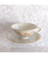 Bareuther Waldsassen Cup and Saucer in Bavaria Pattern Fine China (Germany) - $6.49
