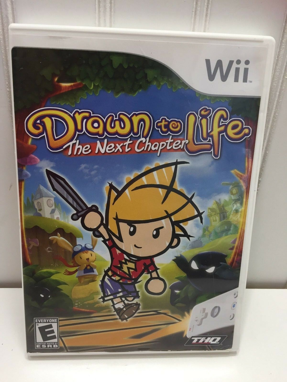Primary image for Drawn to Life The Next Chapter w/ Case - Nintendo Wii (PREOWNED) 22624