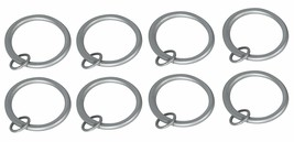 "Urbanest Metal Curtain Eyelet Rings, 2 1/2"" Inner Diameter - $7.91+"