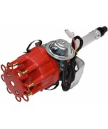 Chevy GM Chevy BBC R2R Distributor 396 427 454 502 8mm Spark Plug Wires ... - $138.59