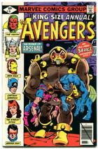 Avengers Annual 9 NM- 9.2 Marvel 1979 Bill Mantlo Don Newton Arsenal - $44.54