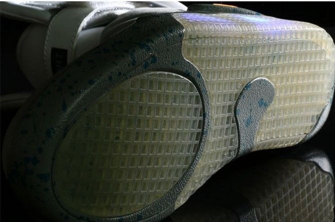 Cosplay Boots Back to the Future LED Light Shoes Air Mag Style !