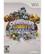 Skylanders Giants , Nintendo Wii , Game Only (Video Game) - $8.90
