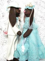 Wedding  bunnies. - $80.00