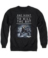 Batman Arkham Origins - One Night Adult Crewneck Sweatshirt Officially L... - $29.99+